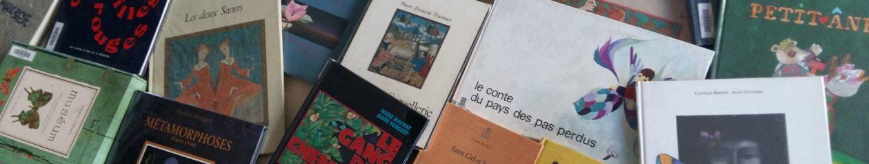 Livre et littératures de jeunesse à l'UCA